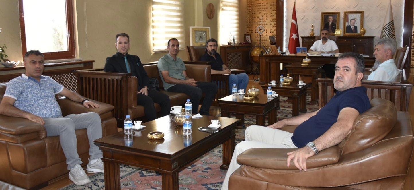 Üniversitemiz Rektörü Prof. Dr. İbrahim ÖZCOŞAR